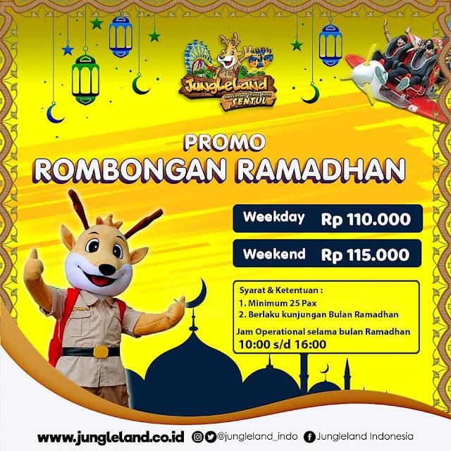 #JungleLand - #Promo Special Rombongan Ramadhan Min 25Pax (Selama Ramadhan)