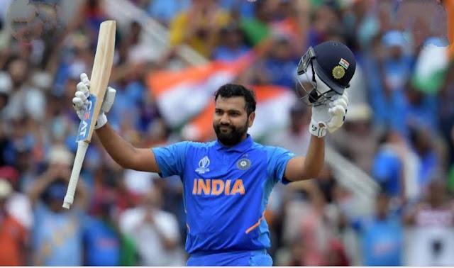 Rohit Sharma (Cricketer) - MyTrendingStar.com