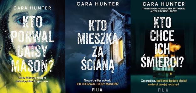 Rozdanie - pakiet książek od Cary  Hunter