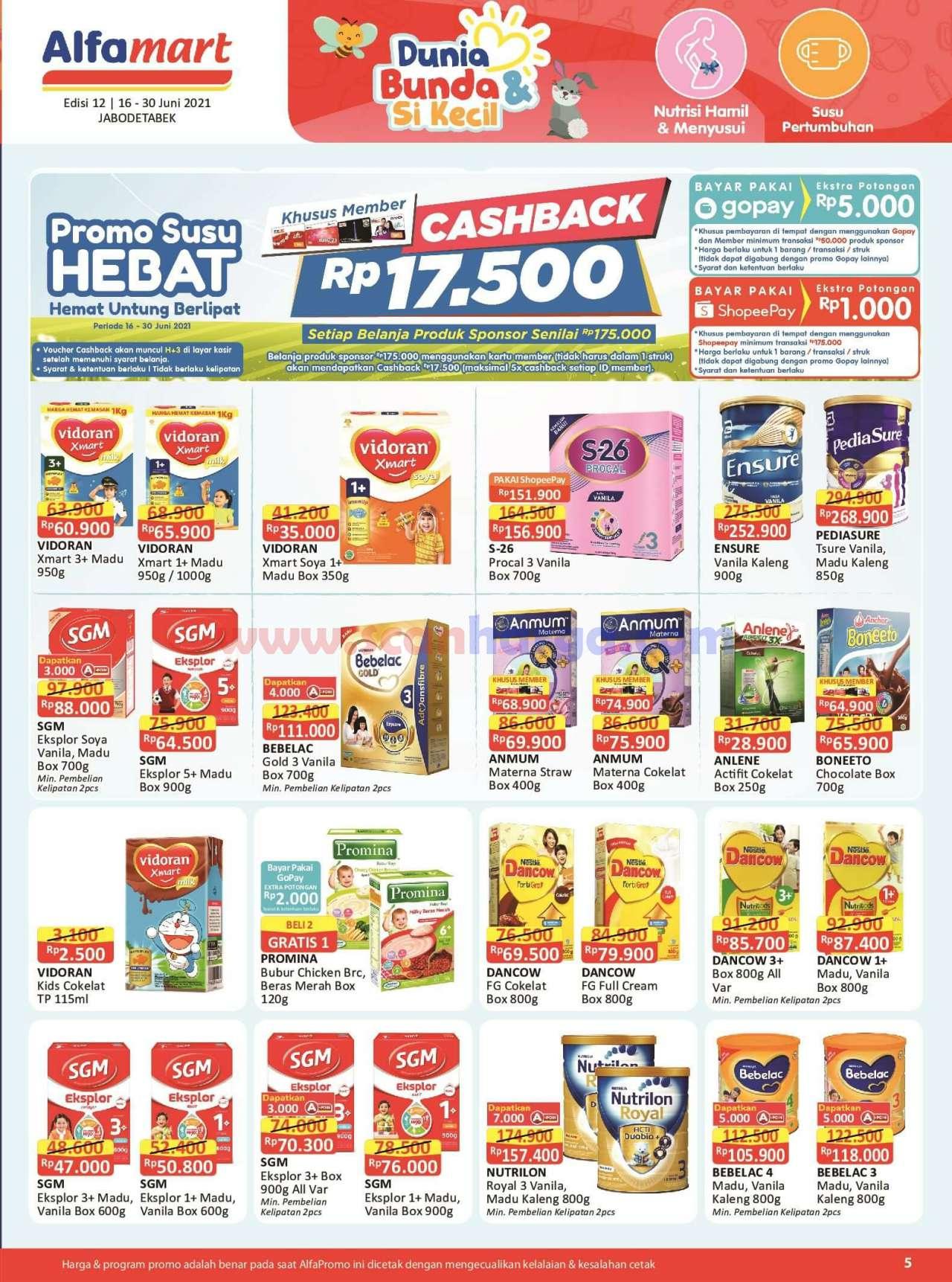 Katalog Promo Alfamart 16 - 30 Juni 2021 5