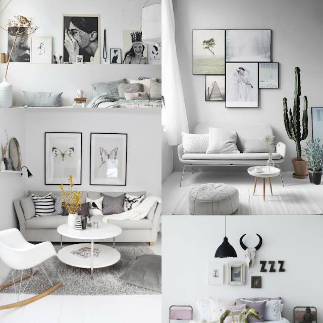 Cómo decorar paredes en tu casa