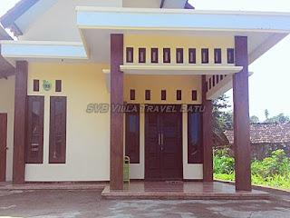Aik Homestay Villa Murah di Batu Malang