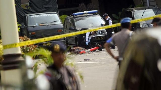 Bom di Polrestabes Medan, Ketua DPR: Deradikalisasi Harus Dievaluasi