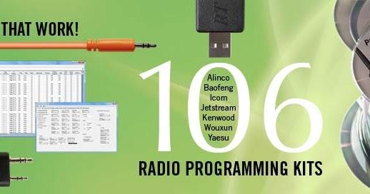 Amateur Radio W6aux Radio Programming Made Easy