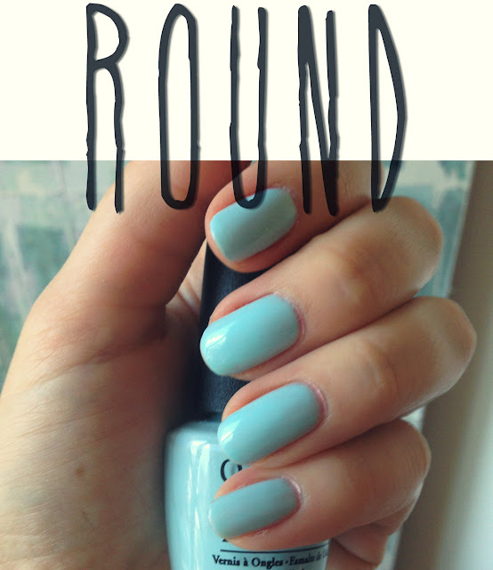 Embracing Round Nails   QuinnFaceMakeup & Beauty Tips ...