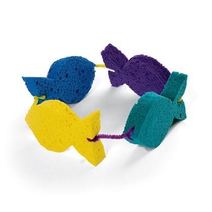 Craft: Sponge Crown