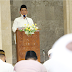 Gubernur H Ansar Ahmad Hadiri Peringatan Nuzulul Qur'an 17 Ramadhan 1442 H di Masjid Agung Karimun