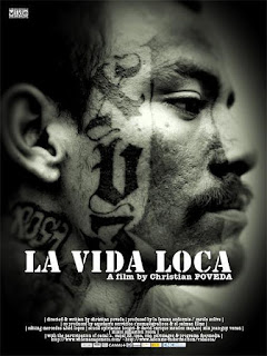Portada documental La vida loca