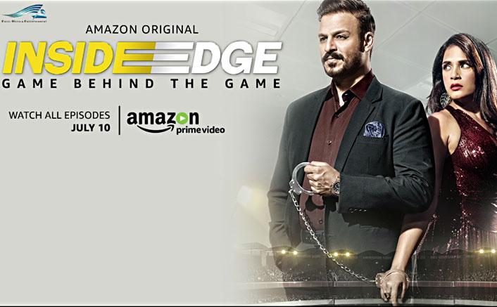 Inside Edge 2017 Season 01 720p WEBRip 200Mb HEVC x265 ESub