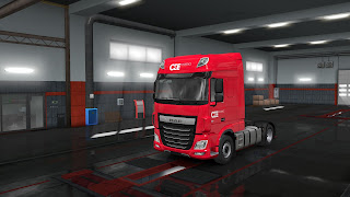 european logistics companies paint jobs pack screenshots 15, cee logistics