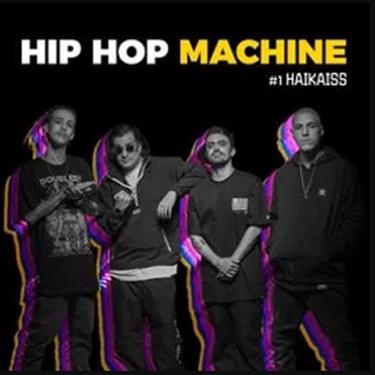 CD EP Hip Hop Machine #1 – Haikaiss (2019)