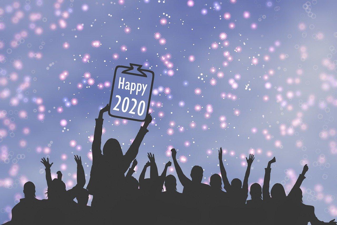 あけましておめでとうございます 2020