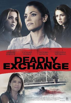 Deadly Exchange 2017 720p | 480p WEB-DL ESub x264 [Dual Audio] [Hindi-Eng] 1Gb |300Mb