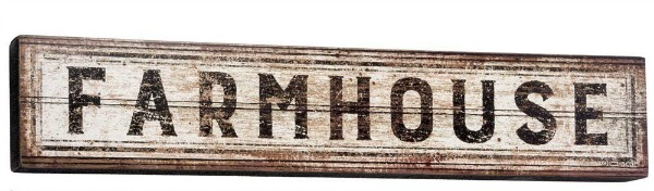 Farmhouse Banner Sign