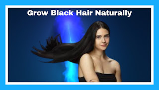 How to Grow Black Hair Naturally.