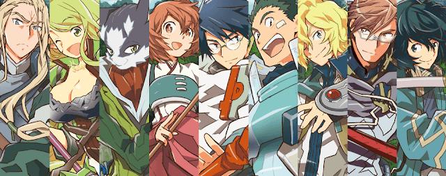 Download Log Horizon 2nd Season ( Season 2 ) BD Sub Indo : Episode 1-25 END | Anime Loker