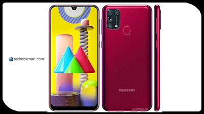 Samsung Galaxy M31 Is Now Receiving Latest Software Update With Glance, Vodafone Idea RCS Support, And More