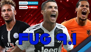 Download FTS Mod FUG 9.1 Update 2019 Apk Data Obb