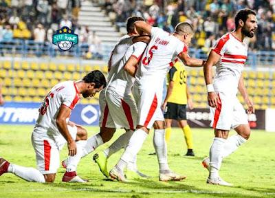 مباراة الزمالك اليوم امام اسوان الدوري المصري