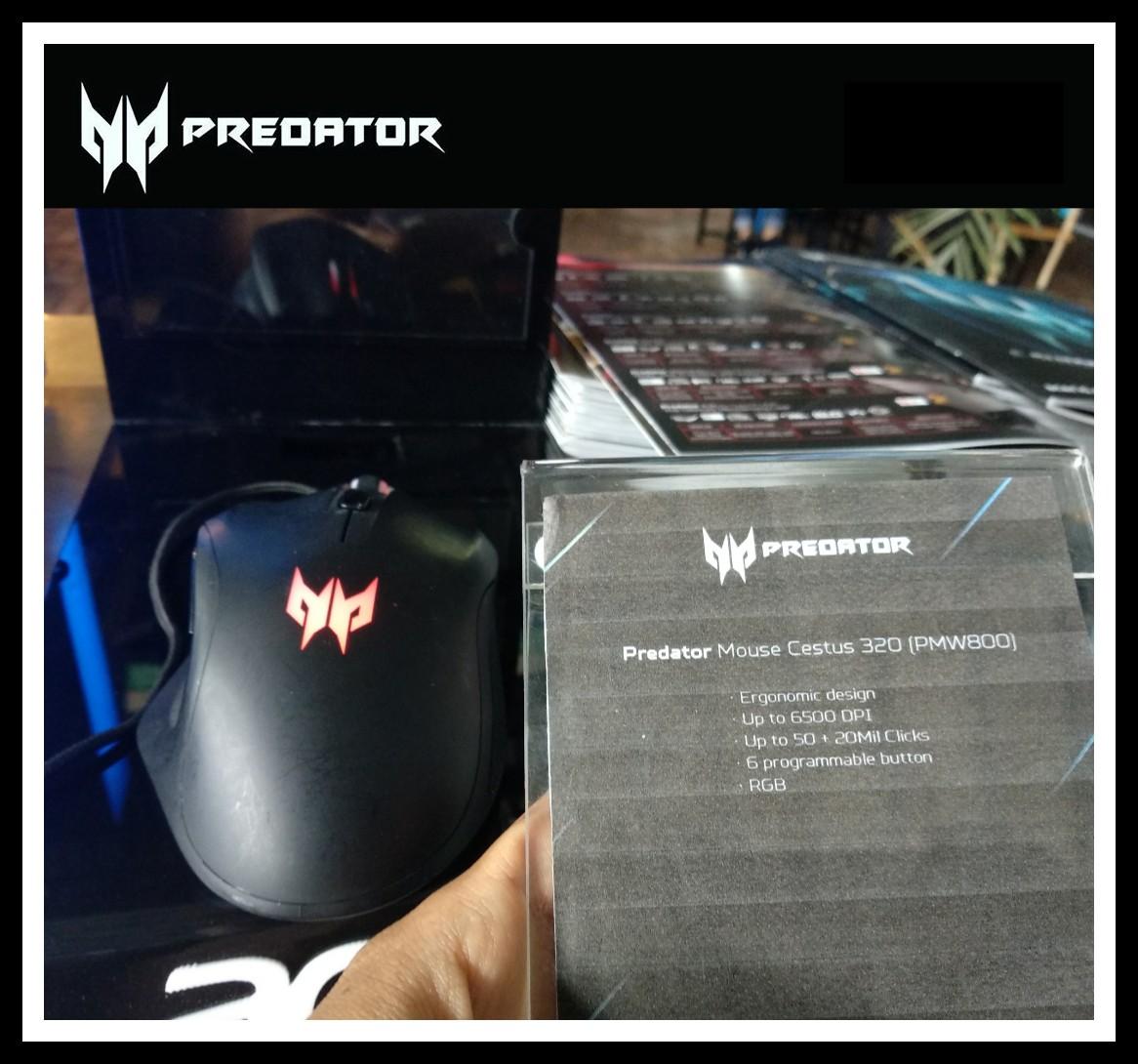 Predator Triton 300 8