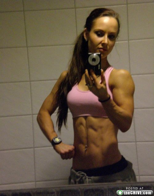 Hot Chicks With Awesome Six Pack AbsAlex Morgan 6 Pack