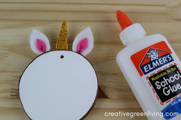 Unicorn Christmas craft