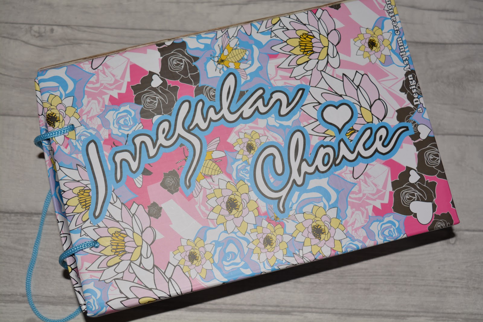 The box is the classic Irregular choice pattern with the flowers on the box and soles which I really like so that is a nice bonus and I love the aesthetic ... & Entirely-Sarah: A step into spring trends with Irregular Choice Aboutintivar.Com