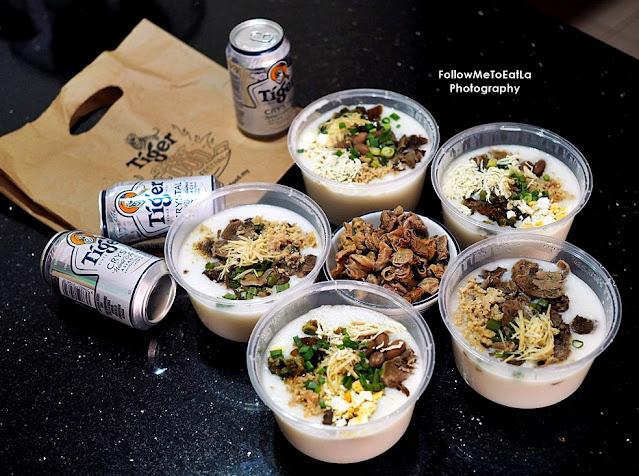Famous Hon Kee Porridge