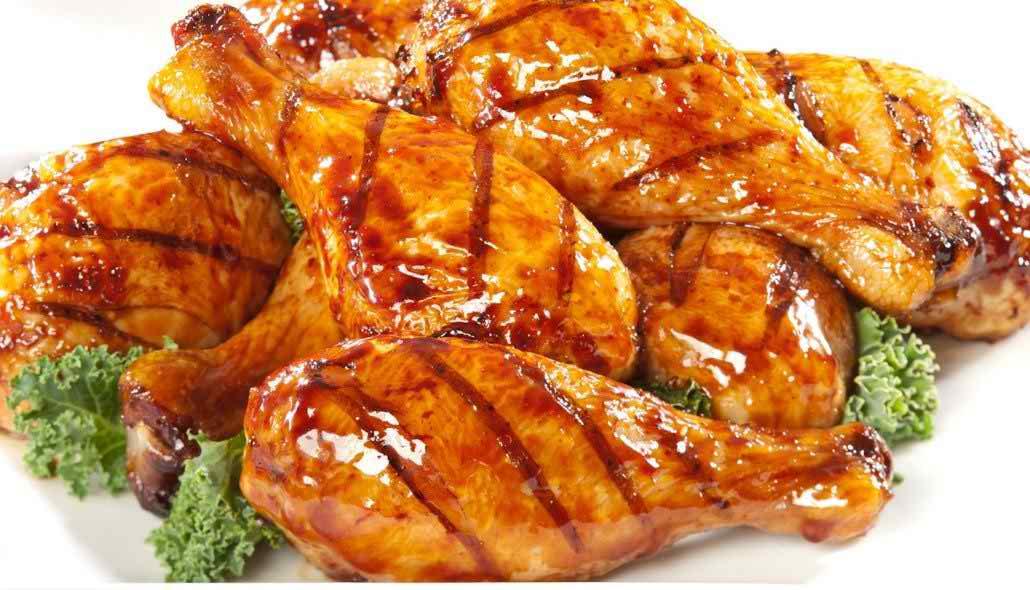 Paleo Honey Mustard Chicken Recipe