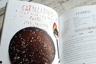 Tarta karmelowo-czekoladowa z solą morską