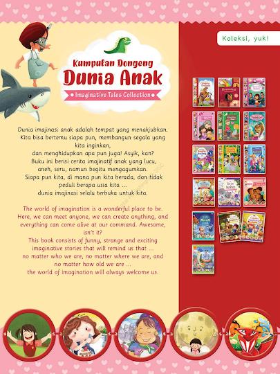 kumpulan buku dongeng anak - if i were made of gold