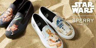 sepatu star wars sperry brand