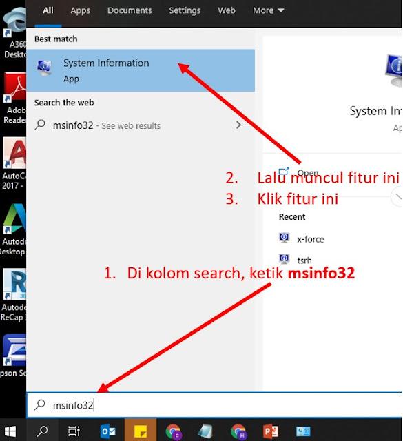 cara mengecek spesifikasi laptop windows 10 - no. 5
