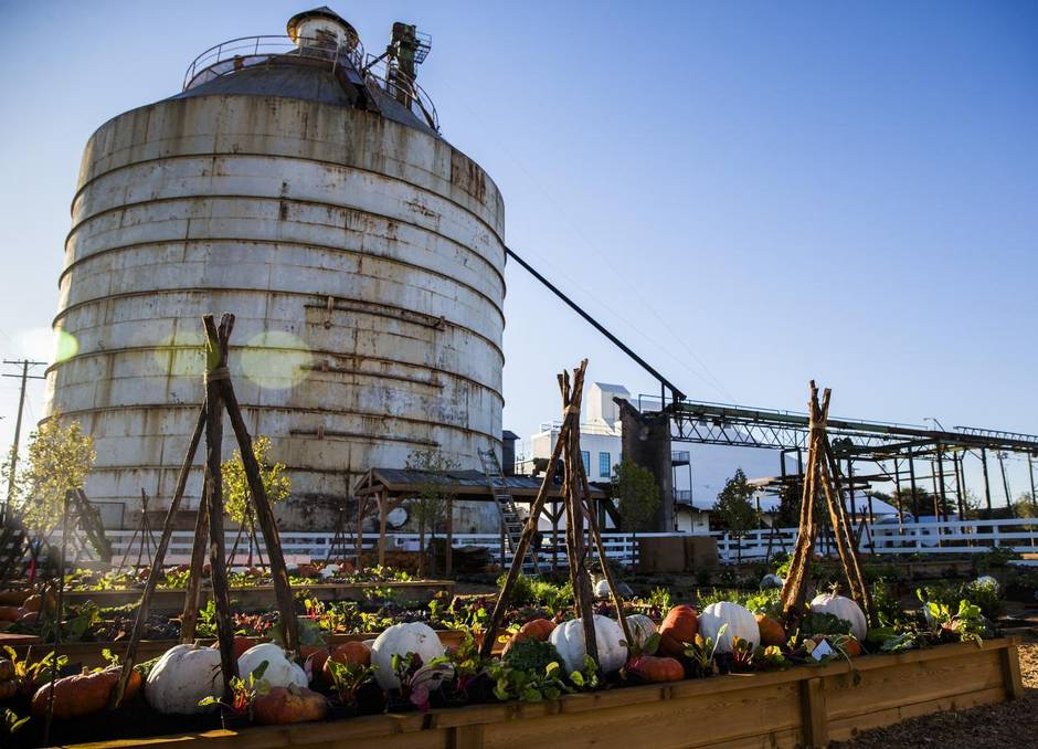 "Fixer Upper Silos Heroes, Heroines, And History: The ""fixer Uppers"" In Waco"