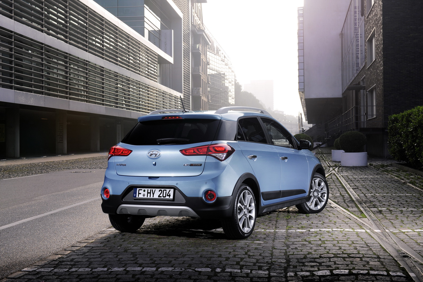 hyundai i20 active debuts along with new turbo 1 0l engine carscoops. Black Bedroom Furniture Sets. Home Design Ideas