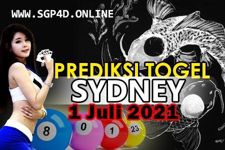 Prediksi Togel Sydney 1 Juli 2021