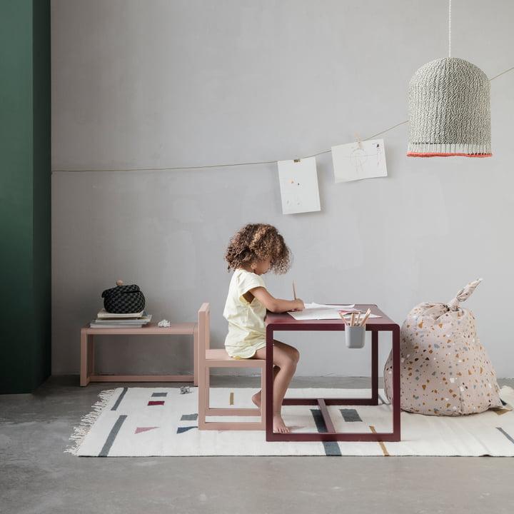 Chodnik w pokoju dziecka