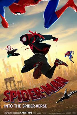 Film Spider-Man: Into the Spider-Verse (2018)