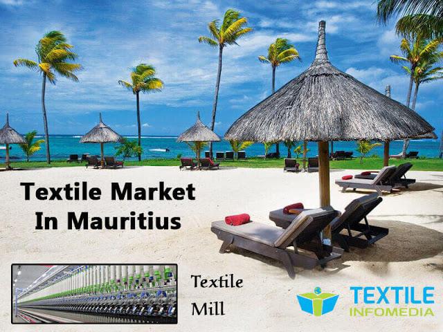 Textile Market in Mauritius