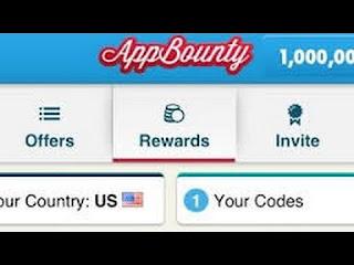 Appbounty Hack - Get free credit