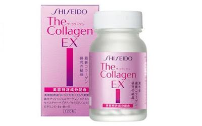 Tác dụng mà viên uống shiseido Nhật mang lại cho bạn