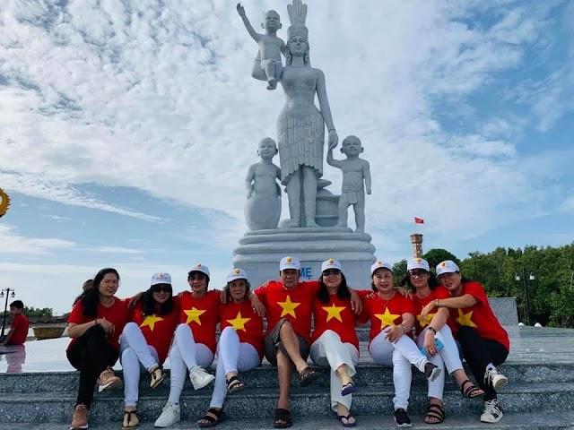 Tour Du Lịch Châu đốc Hà Tiên Cà Mau 4 ngày 3 đêm