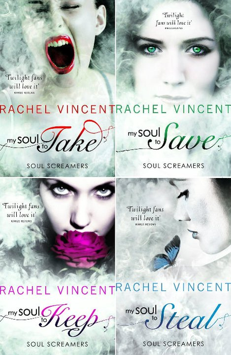Soul Screamers Series Pdf