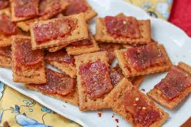 Bacon Crackers featured