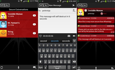Wickr-Top Secret Messenger Download Free Latest version(2.6.1.1) For Your Android
