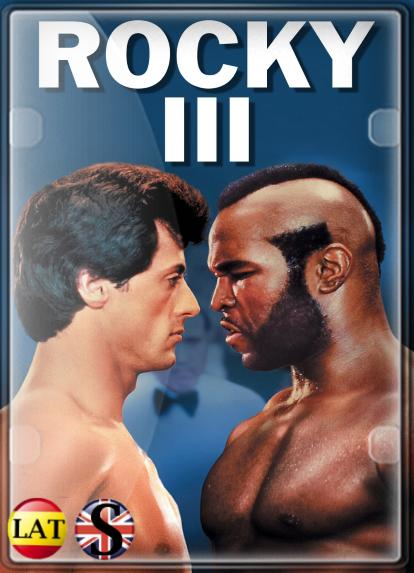 Rocky III (1982) FULL HD 1080P LATINO/INGLES