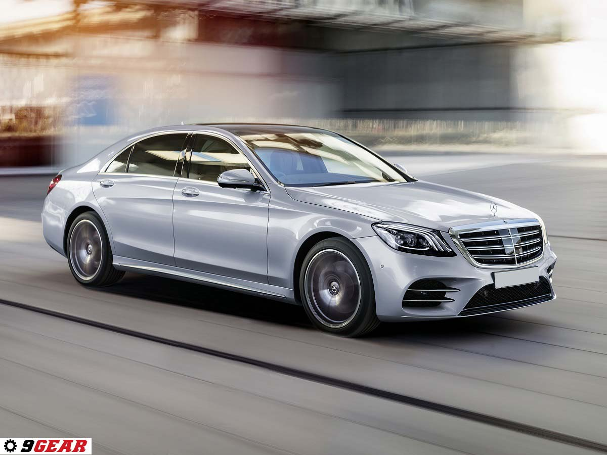 New mercedes benz s 400 d 4matic most powerful diesel for Mercedes benz history