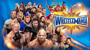 Repeticion wwe WrestleMania 33 en español completo Hd