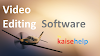 Best Video Editing Software for Window's by Kaise Help