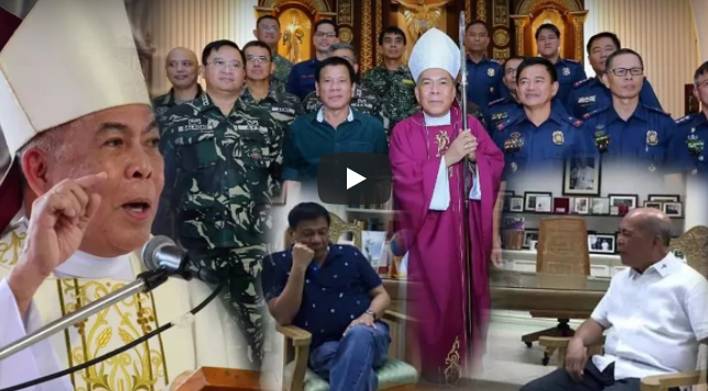 WATCH: Patunay na New CBCP President ay Isang PRO DUTERTE